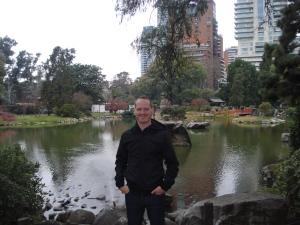 Jardin Japonese in Buenos Aires