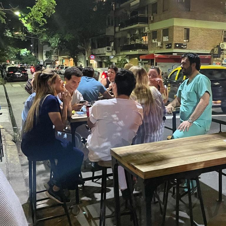 Argentine nurses